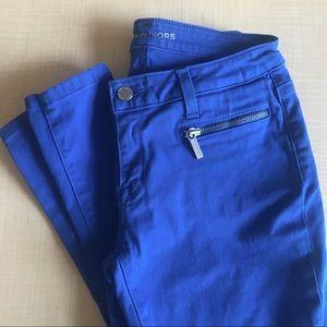 Michael Kors Skinny Jeans - Amalfi Blue- 2P